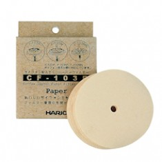 HARIO Syphon Paper Filter (100's)