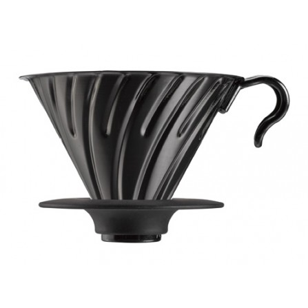 HARIO Metal Dripper Black