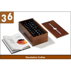 Le Nez du Cafe 36's (the scent of coffee) Revelation Kit - 36 Scents & Booklet